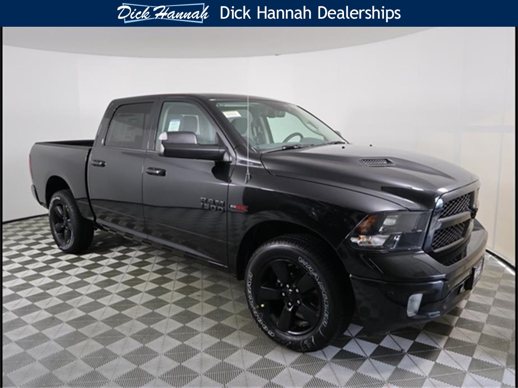 501dc5da1b New 2018 RAM 1500 Big Horn Crew Cab in Vancouver  R18606
