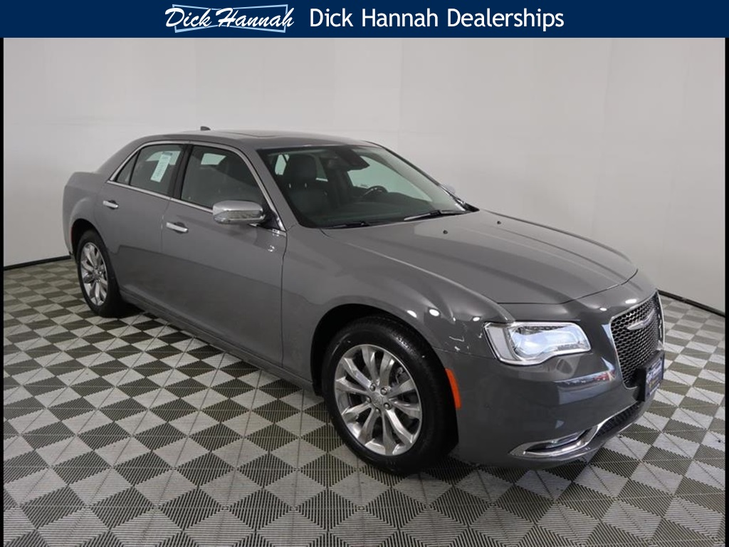 New 2019 Chrysler 300 Limited Sedan In Vancouver Ch19021 Dick