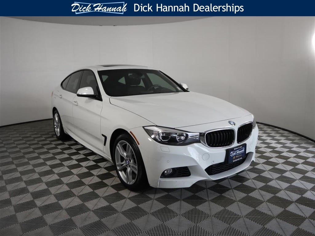 Pre Owned 2015 Bmw 3 Series 328i Xdrive Gran Turismo Awd